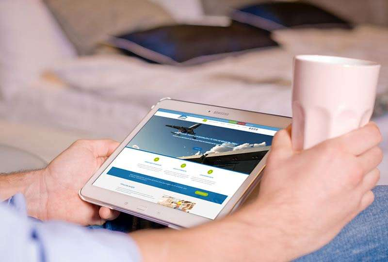 Modelo Barcelona tablet